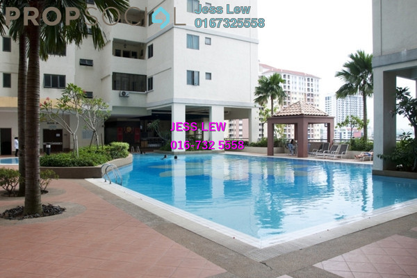 For Sale Serviced Residence at D'Alamanda, Cheras Freehold Semi Furnished 3R/3B 780k