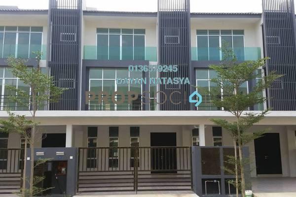 For Rent Superlink at Bangi Avenue, Kajang Freehold Unfurnished 7R/7B 1.6k
