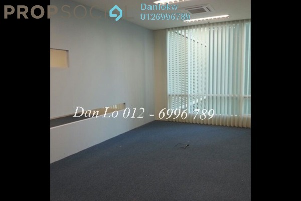 For Rent Office at Soho Suites, KLCC Freehold Semi Furnished 1R/1B 2.8k