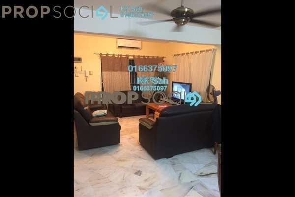For Sale Link at Bandar Damai Perdana, Cheras South Freehold Semi Furnished 4R/3B 680k