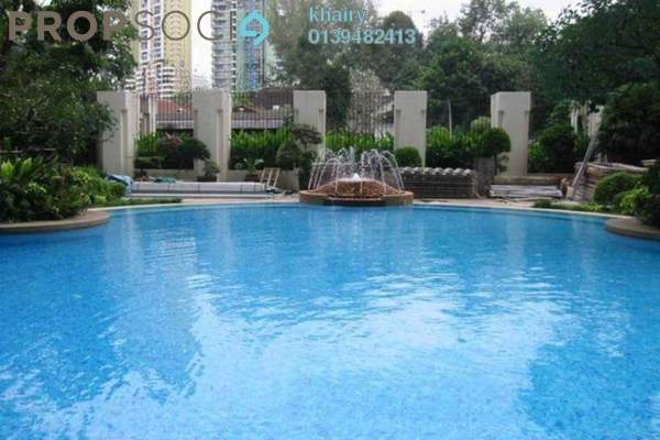 For Sale Condominium at 3 Kia Peng, KLCC Freehold Fully Furnished 4R/4B 2.9m