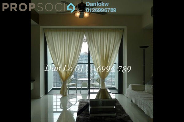 For Rent Condominium at Hampshire Place, KLCC Freehold Fully Furnished 2R/1B 4.3k