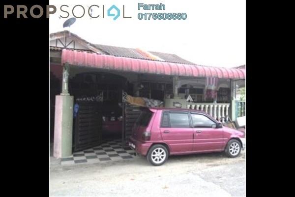 For Sale Terrace at Suteramas, Terengganu Leasehold Unfurnished 0R/0B 185k