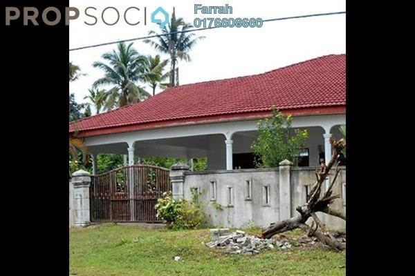 For Sale Bungalow at Suteramas, Terengganu Freehold Unfurnished 0R/0B 282k