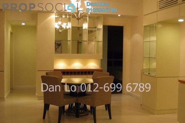 For Rent Condominium at Desa Angkasa, Ampang Hilir Freehold Semi Furnished 3R/3B 5.5k