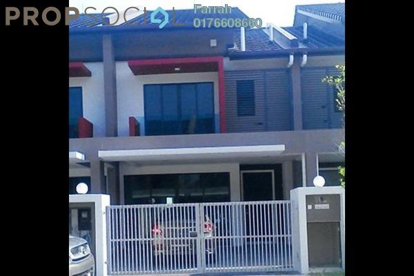 For Sale Terrace at Ellis, Bandar Bukit Raja Leasehold Unfurnished 0R/0B 567k