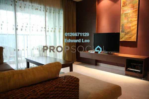 For Sale Condominium at Kiara Designer Suites, Mont Kiara Freehold Fully Furnished 3R/2B 700k