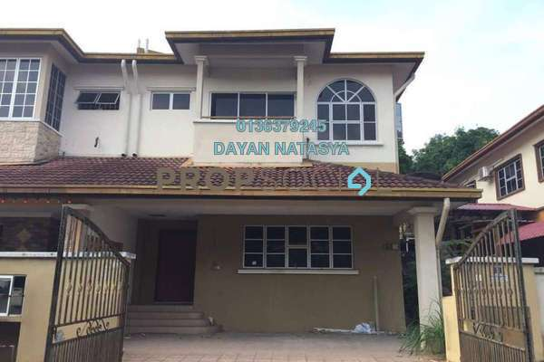For Sale Semi-Detached at Seksyen 5, Bangi Freehold Unfurnished 5R/3B 790k