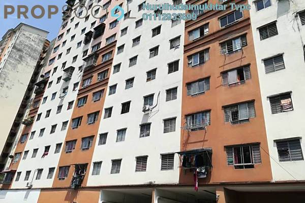 For Sale Apartment at Mesra Ria Apartment, Ampang Freehold Unfurnished 3R/2B 159k