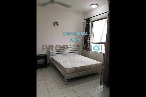 For Rent Condominium at Ritze Perdana 1, Damansara Perdana Freehold Fully Furnished 0R/1B 1.2k
