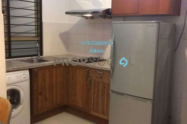 For Rent Condominium at Ritze Perdana 1, Damansara Perdana Freehold Fully Furnished 0R/1B 1.4k
