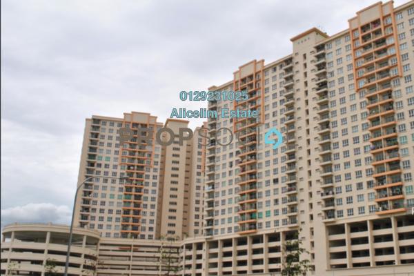 For Sale Condominium at Kuchai Avenue, Kuchai Lama Freehold Semi Furnished 3R/2B 470k