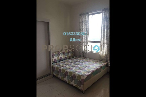 For Rent Condominium at Ritze Perdana 1, Damansara Perdana Freehold Fully Furnished 0R/1B 1.4k