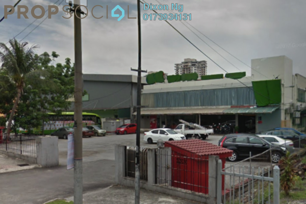 For Rent Factory at Taman Kuchai Jaya, Kuchai Lama Freehold Semi Furnished 1R/1B 86.5k