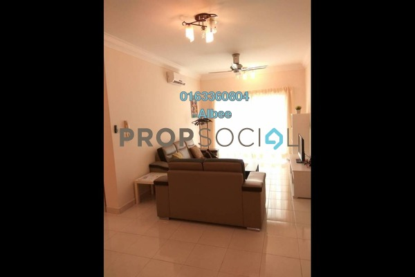 For Rent Condominium at Metropolitan Square, Damansara Perdana Freehold Fully Furnished 3R/3B 2.4k