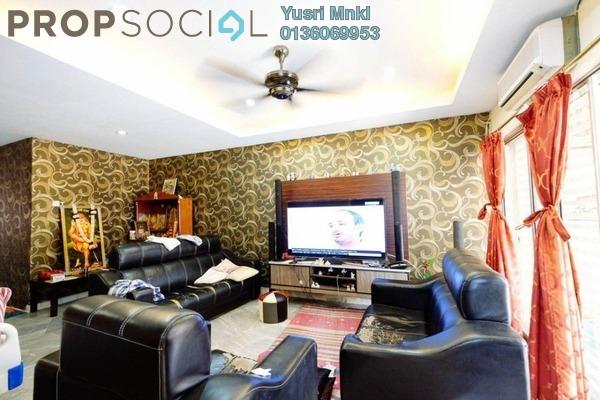 For Sale Terrace at Rawang Perdana 1, Rawang Freehold Semi Furnished 3R/2B 425k