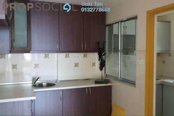 For Rent Condominium at Damansara Sutera, Kepong Freehold Semi Furnished 3R/2B 1.05k