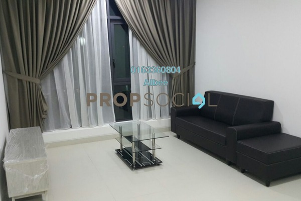 For Rent Condominium at AraGreens Residences, Ara Damansara Freehold Fully Furnished 2R/1B 2k