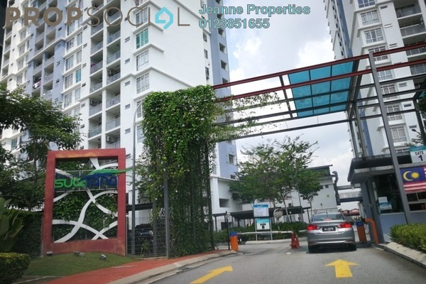 For Sale Condominium at Suasana Lumayan, Bandar Sri Permaisuri Leasehold Unfurnished 4R/2B 500k