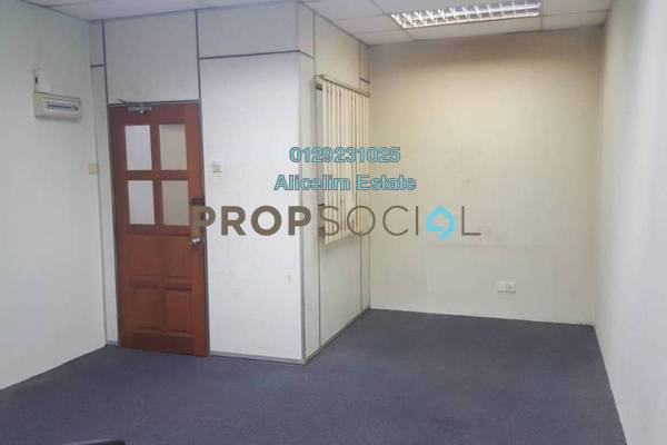 For Rent Office at SunwayMas Commercial Centre, Kelana Jaya Freehold Semi Furnished 0R/1B 1k
