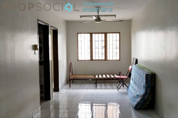For Rent Apartment at Flora Damansara, Damansara Perdana Freehold Semi Furnished 3R/2B 730translationmissing:en.pricing.unit