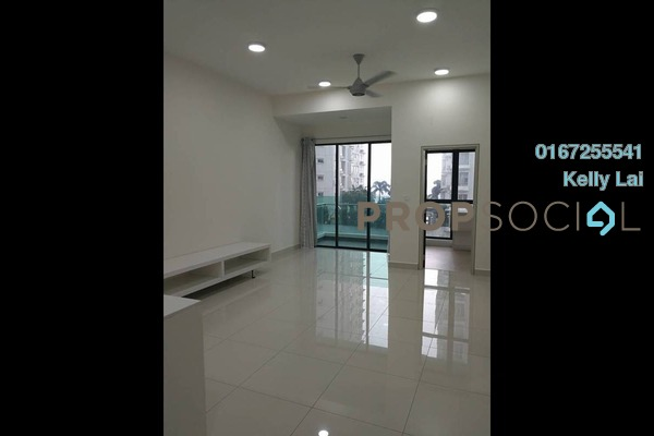 For Rent Condominium at Res 280, Selayang Freehold Semi Furnished 2R/2B 1.25k
