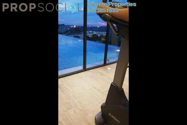 For Rent Condominium at Sutera Pines, Bandar Sungai Long Freehold Unfurnished 3R/2B 1.9k
