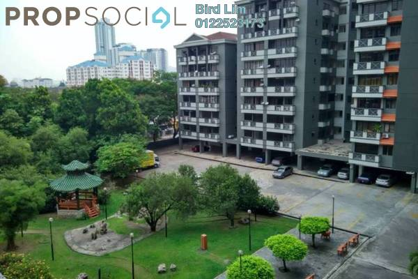For Sale Terrace at Taman Serdang Raya, Seri Kembangan Freehold Unfurnished 3R/2B 370k