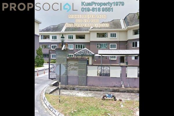 For Sale Apartment at Taman Jelita, Kuching Freehold Fully Furnished 2R/2B 429k
