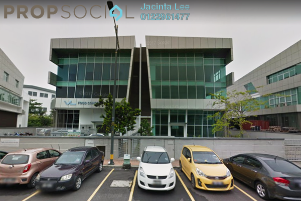 For Sale Factory at Tiong Nam Industrial Park 2, Shah Alam Leasehold Unfurnished 2R/6B 5.83m