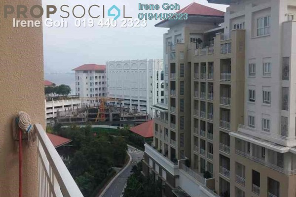 For Rent Condominium at Quayside, Seri Tanjung Pinang Freehold Fully Furnished 1R/2B 2.8k