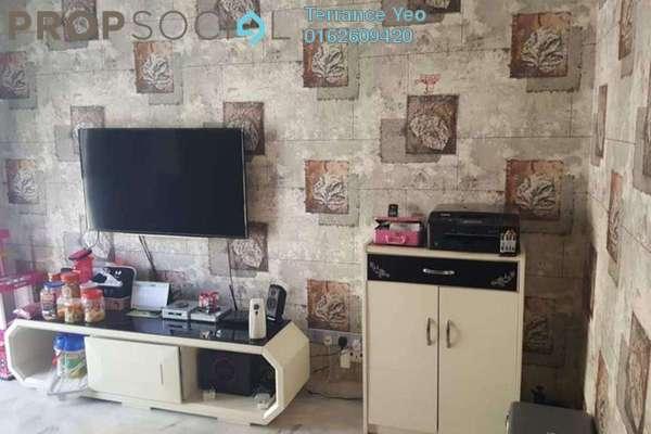 For Sale Apartment at Vista Lavender, Bandar Kinrara Leasehold Semi Furnished 3R/2B 250k