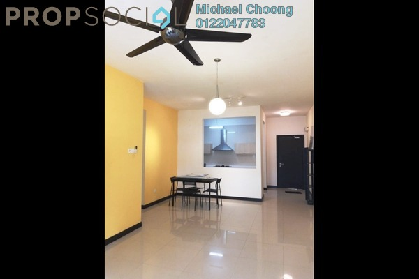 For Sale Condominium at Desa Idaman Residences, Puchong Freehold Semi Furnished 3R/2B 420k
