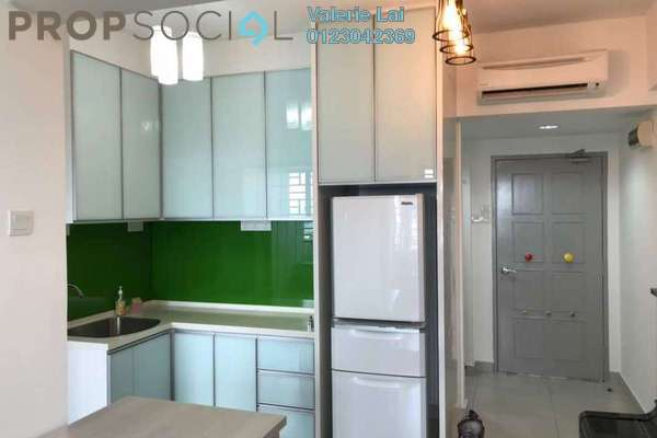 For Sale Condominium at Main Place Residence, UEP Subang Jaya Freehold Semi Furnished 1R/1B 300k