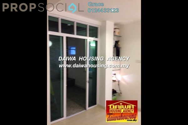 For Rent Townhouse at Pearl Hill Villa, Tanjung Bungah Freehold Fully Furnished 2R/2B 2k