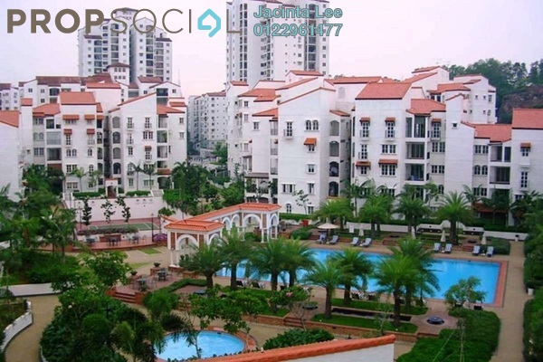 For Sale Condominium at Andalucia, Pantai Freehold Semi Furnished 3R/2B 666k