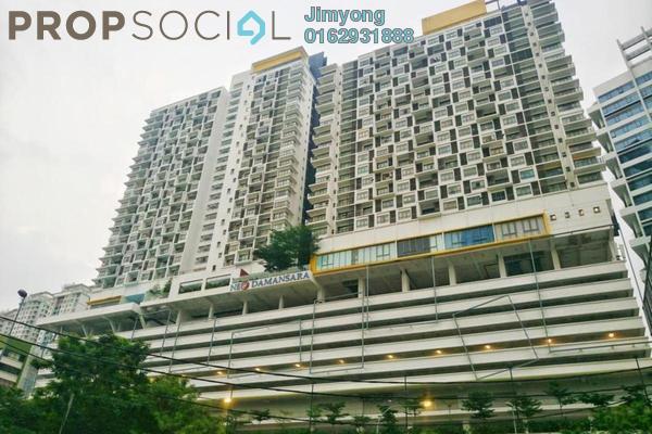 For Rent Serviced Residence at Neo Damansara, Damansara Perdana Freehold Fully Furnished 0R/1B 1.4k