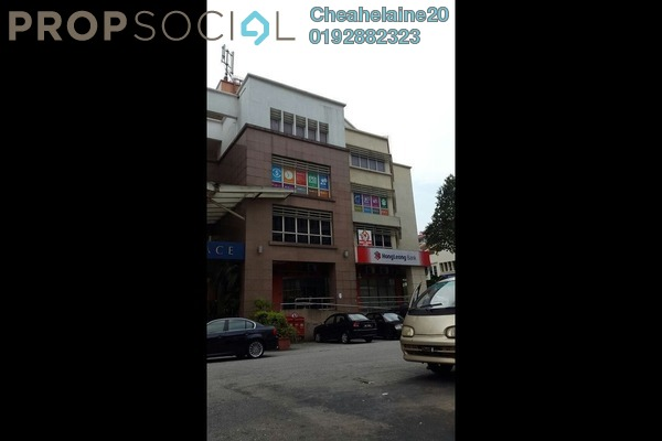 For Sale Shop at Perdana The Place, Damansara Perdana Freehold Semi Furnished 1R/2B 1.6m