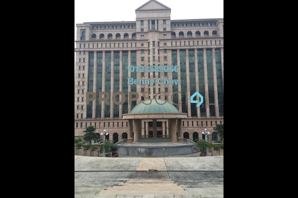 For Rent Office at Wisma Bursa Malaysia, KLCC Freehold Semi Furnished 0R/0B 13.5k
