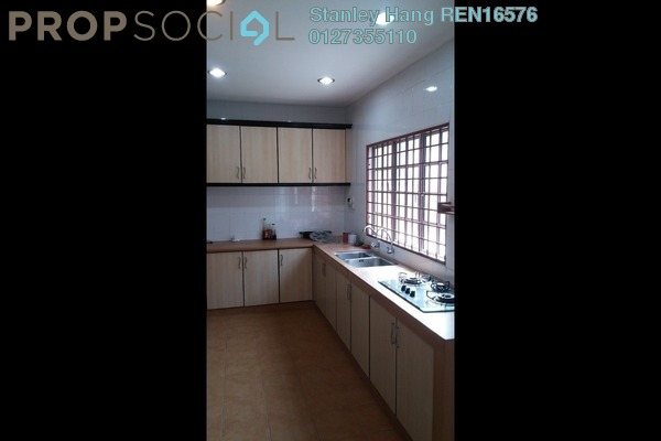 For Sale Terrace at BP3, Bandar Bukit Puchong Freehold Semi Furnished 4R/3B 699k