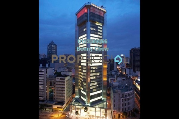 For Rent Office at Wisma Lee Rubber, Pudu Freehold Semi Furnished 0R/0B 15k