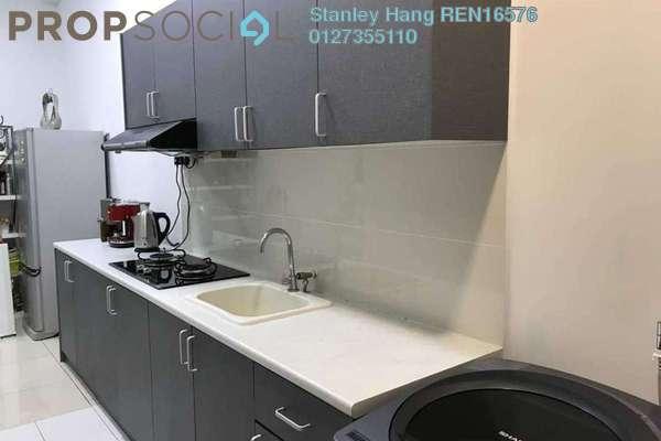 For Rent Condominium at Puteri Hills, Bandar Puteri Puchong Freehold Semi Furnished 3R/2B 3k