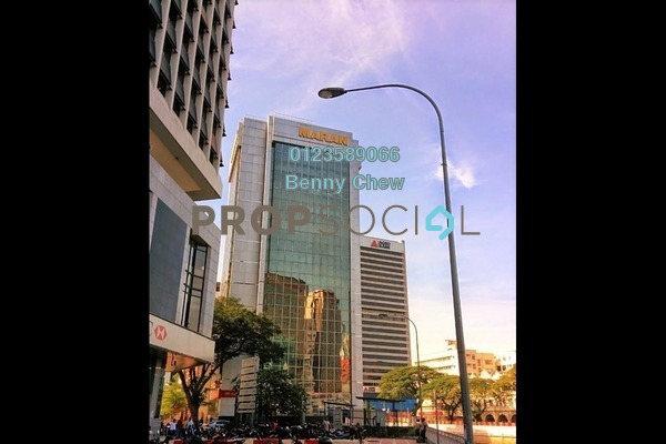 For Rent Office at Wisma Maran, Pudu Freehold Semi Furnished 0R/0B 8.4k