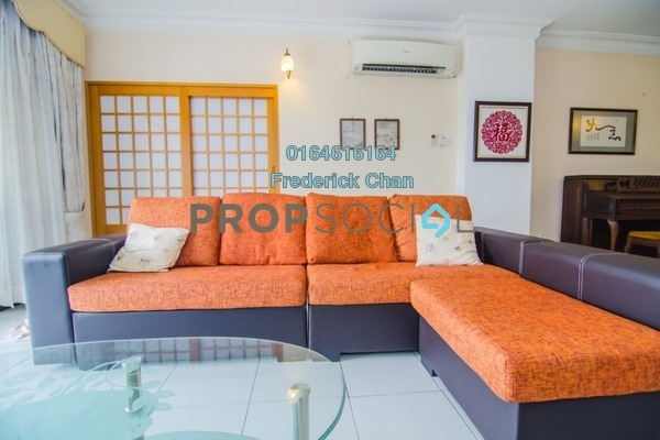 For Rent Condominium at Angkupuri, Mont Kiara Freehold Fully Furnished 4R/2B 4k