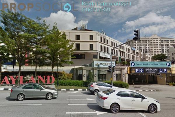 For Rent Office at Plaza Damas, Sri Hartamas Freehold Unfurnished 3R/1B 2.5k