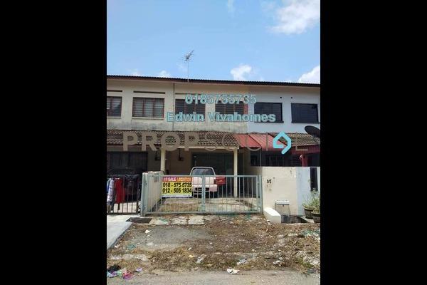 For Rent Terrace at Bandar Lahat Baru, Ipoh Freehold Unfurnished 3R/2B 630translationmissing:en.pricing.unit