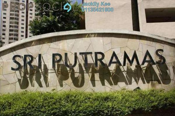 For Sale Condominium at Sri Putramas I, Dutamas Freehold Semi Furnished 3R/2B 423k