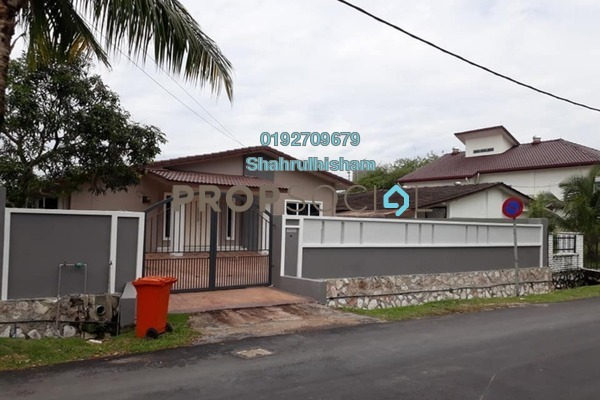 For Sale Bungalow at Section 17, Petaling Jaya Freehold Semi Furnished 5R/3B 2.5m