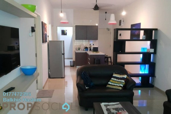 For Rent Serviced Residence at Vista Alam, Shah Alam Freehold Fully Furnished 2R/2B 1.6k
