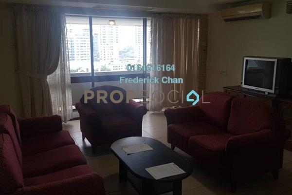For Rent Condominium at Sri Wangsaria, Bangsar Freehold Semi Furnished 3R/2B 3k